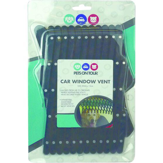 Pets on Tour Window Vent - Large, , scanz_hi-res