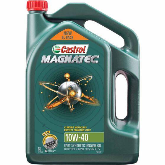 Castrol MAGNATEC Engine Oil -10W-40, 6 Litre, , scanz_hi-res