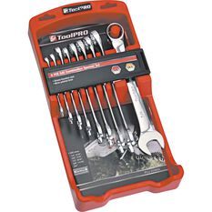 ToolPRO Spanner Set Combination SAE 9 Piece, , scanz_hi-res