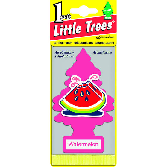 Little Trees Air Freshener - Watermelon, 1 Pack, , scanz_hi-res