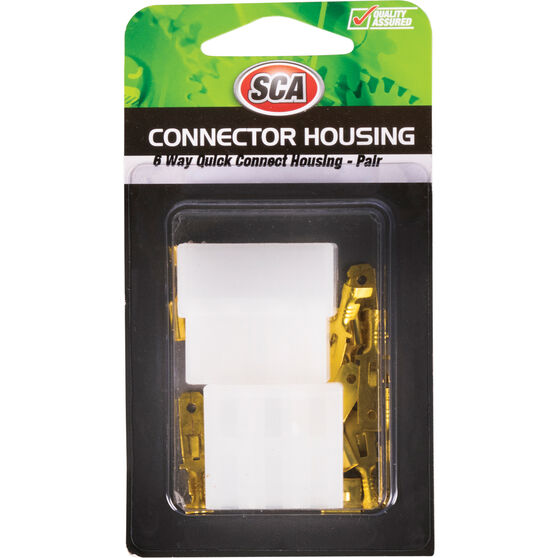 SCA Quick Connect Housing - 6 Way, 20 AMP, , scanz_hi-res
