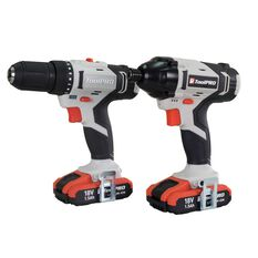 ToolPRO Drill and Impact Driver Kit - 18V, , scanz_hi-res