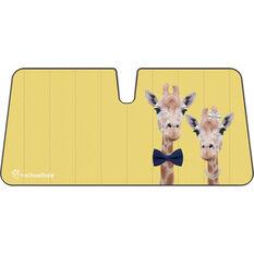 Giraffes Sunshade Fashion Accordion Front, , scanz_hi-res