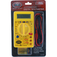 Best Buy Multimeter - Digital, 12V, Automotive, , scanz_hi-res