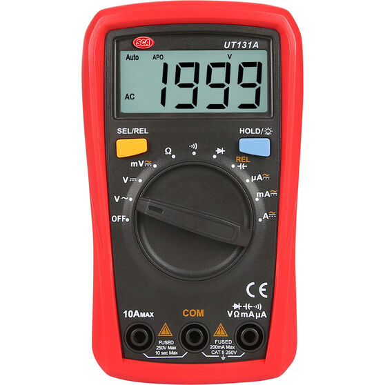 SCA Multimeter - Digital, Palm Size, , scanz_hi-res