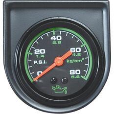 Gauge - Mechanical, 52mm, Oil Pressure, , scanz_hi-res