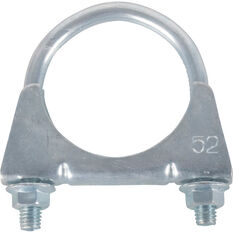 Spareco Exhaust Clamp - C8, 51mm (2 inch), , scanz_hi-res