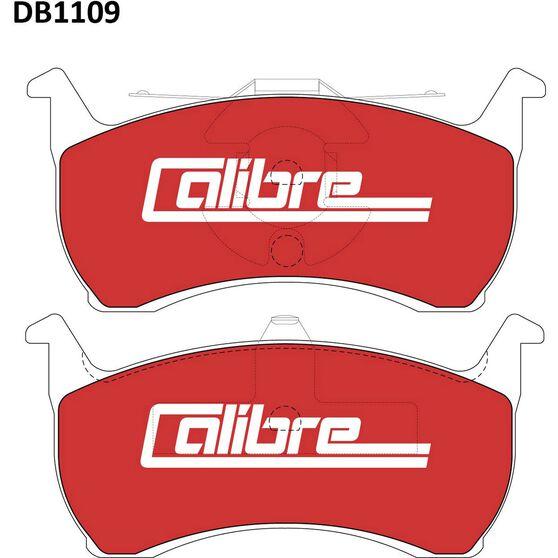 Calibre Disc Brake Pads - DB1109CAL, , scanz_hi-res