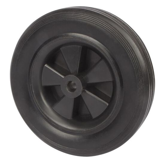 SCA Wheel Plastic Rim - 120 x 30mm, Rubber, , scanz_hi-res