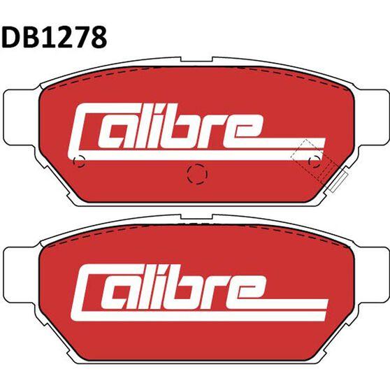 Calibre Disc Brake Pads - DB1278CAL, , scanz_hi-res