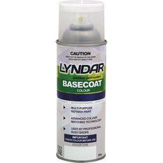 Lyndar Basecoat Aerosol - 300g, , scanz_hi-res