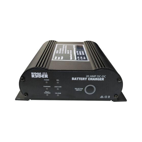 Ridge Ryder DC-DC Battery Charger - 12V, 20 Amp, , scanz_hi-res