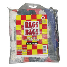 Rags In Bags Coloured Cleaning Cloth 10kg, , scanz_hi-res