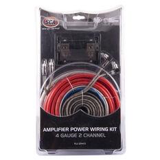 SCA 2 Channel Amplifier Wiring Kit, 4G, , scanz_hi-res