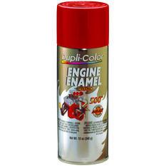 Dupli-Color Engine Enamel Aerosol Paint Ford Red 340g, , scanz_hi-res