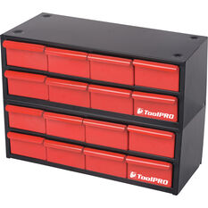 ToolPRO Organiser Stackable 8 Drawer, , scanz_hi-res