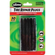 Slime Tyre Repair Plugs - 30 Piece, , scanz_hi-res