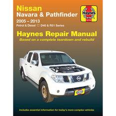 Haynes Car Manual Nissan Navara, Pathfinder, 2005-2013 - 72732, , scanz_hi-res