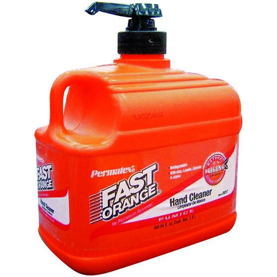 Permatex Fast Orange Hand Cleaner - 1.8 Litre, , scanz_hi-res