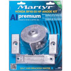 Martyr Alloy Outboard Anode Kit -CMHBF4050KITA, , scanz_hi-res