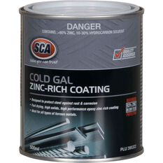 SCA Cold Gal Zinc Rich Coating - 500mL, , scanz_hi-res