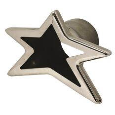 Stainless Steel Exhaust Tip - Star, , scanz_hi-res