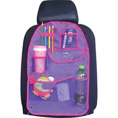 Little Car Backseat Organiser - Purple, , scanz_hi-res