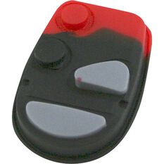 Key Remote Button Replacement - Nissan 4 Button, Oval Shape, KF306, , scanz_hi-res