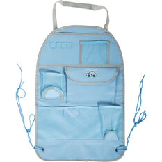 Cabin Crew Kids Backseat Organiser Blue, , scanz_hi-res