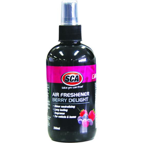 SCA Air Freshener Spray Berry Delight 250mL, , scanz_hi-res