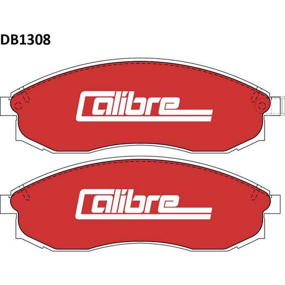 Calibre Disc Brake Pads - DB1308CAL, , scanz_hi-res