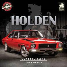 Holden Classics Mini 2019 Calendar, , scanz_hi-res