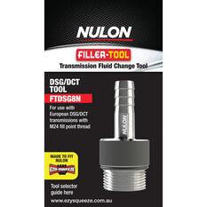 Nulon EZY-SQUEEZE Filler-Tool 8N For Euro DSG M24 (Wet), , scanz_hi-res