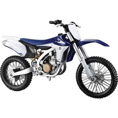 Yamaha YZ 450F Assembly line model - 1:12 scale, , scanz_hi-res