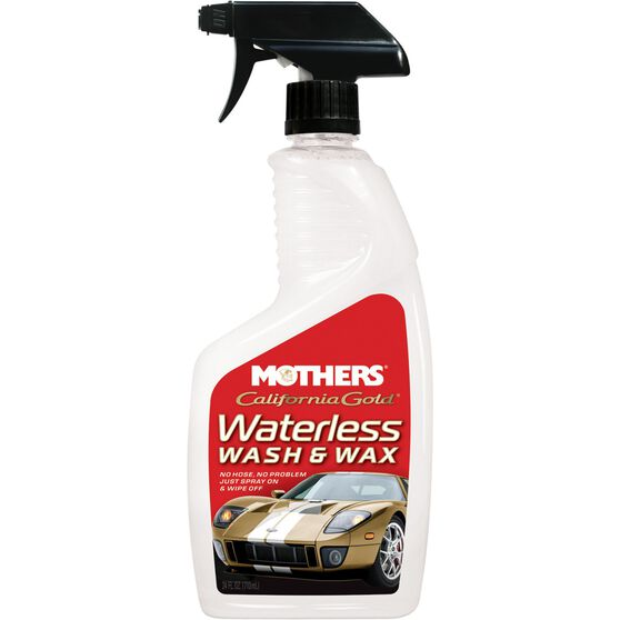 Waterless Wash & Wax - 710mL, , scanz_hi-res