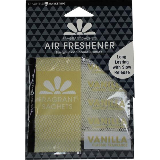 Sachet Air Freshener - Vanilla, , scanz_hi-res