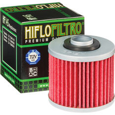Motorcycle Oil Filter - HF145, , scanz_hi-res