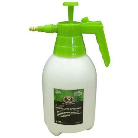 Garden Pressure Sprayer - 2 Litre, , scanz_hi-res