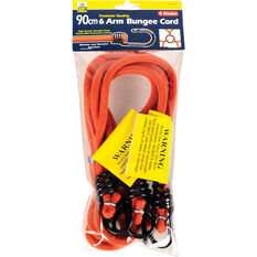 Bungee Cord, Metal Hook - 90cm, 2 Pack, , scanz_hi-res