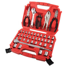 Tool Kit -  51 Piece, , scanz_hi-res