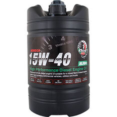 Seneca Engine Oil - 15W-40, 5 Litre, , scanz_hi-res