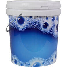 Designer Pail Bucket 'Bubbles' - 15L, , scanz_hi-res