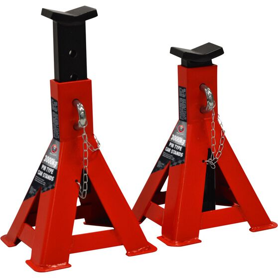 Car Stands, Pin - 3000kg, , scanz_hi-res