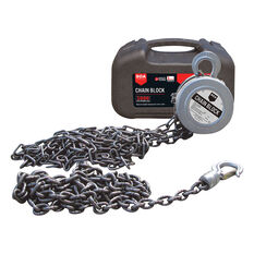 SCA Block and Tackle 3m Chain 1000kg, , scanz_hi-res