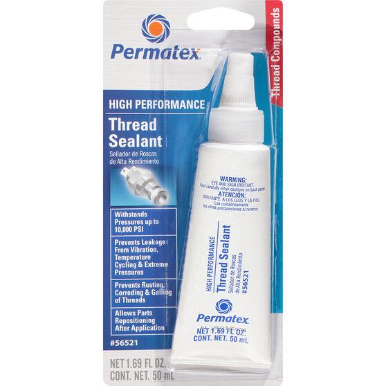 Permatex High Performance Thread Sealant - 50mL, , scanz_hi-res