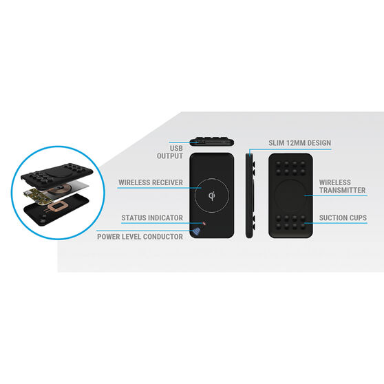 5W QI WIRELESS CHARGER & 5000MAH POWER BANK, , scanz_hi-res