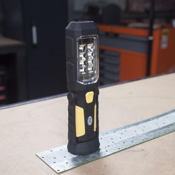 SCA Worklight - 8 SMD + 1 LED, 3AA Battery, , scanz_hi-res