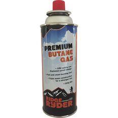 Ridge Ryder Butane Gas - 220g, 4 Pack, , scanz_hi-res