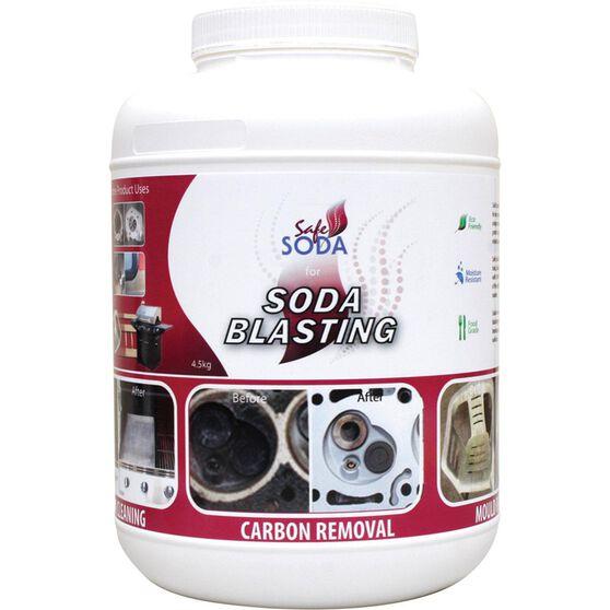 Safe Soda Blasting Soda - 4.5kg, , scanz_hi-res