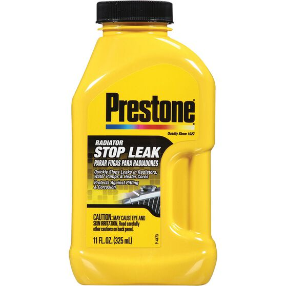 Prestone Radiator Stop Leak - 325mL, , scanz_hi-res